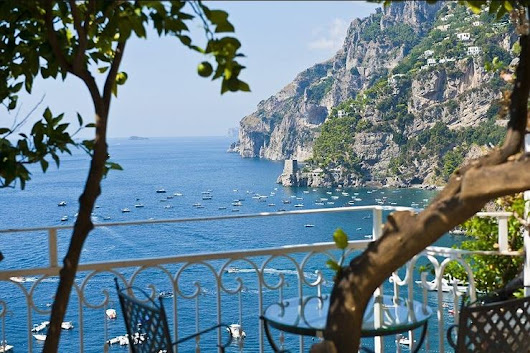 Travel Tuesday | Positano Paradise, Hotel Marincanto