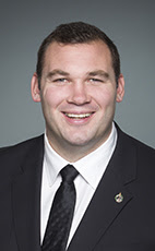 Photo - Alexander Nuttall - Click to open the Member of Parliament profile