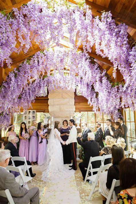 25  best ideas about Wisteria Wedding on Pinterest
