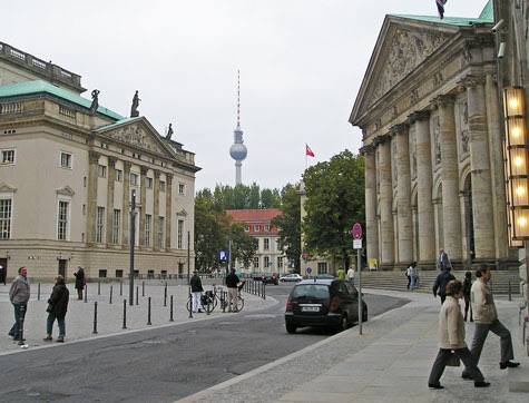 Travel Europe - Places of Interest in Berlin Germany