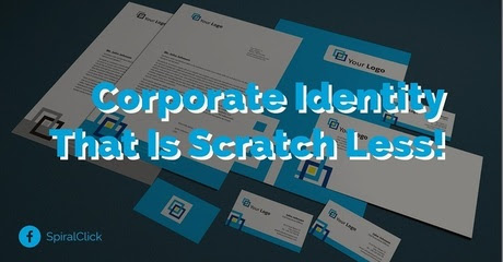 Corporate Identity That Is Scratch Less