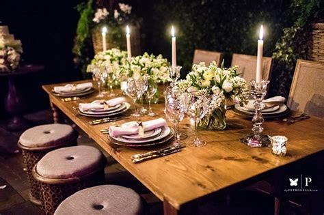 Luxury Wedding Table Decor and Design   Petronella Photography