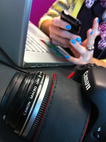 Camera, varnish, Mac