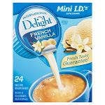 International Delight French Vanilla Creamers, 24 Ct, Multicolor