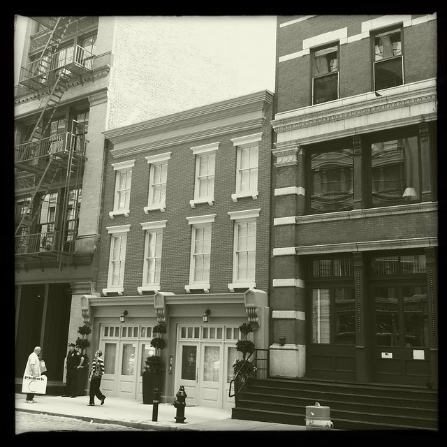 153 Franklin Street, Tribeca
