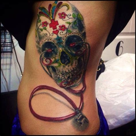 nurse medical stethoscopes tattoo pictures images