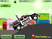 Jogar Police truck Jogos