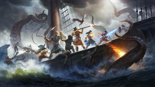 Pillars of Eternity II: Deadfire Crowdfunding Campaign