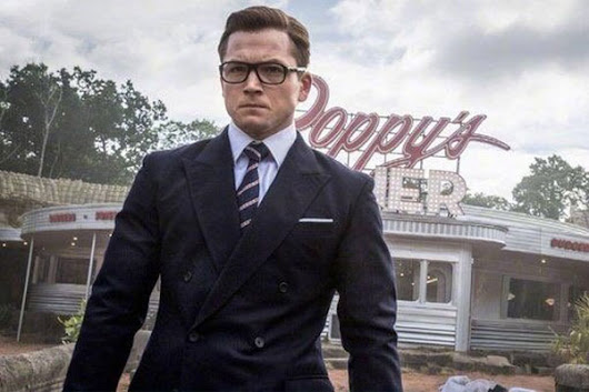 Movie Review: 'Kingsman: The Golden Circle' - Daily Actor