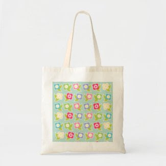 Spring Fling Eco Bag zazzle_bag