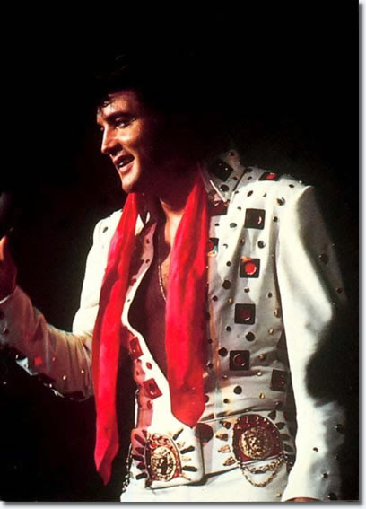Elvis Presley : Fort Worth, Texas: June 18, 1972