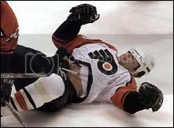 Poor Eric Lindros