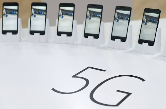 What is 5G and when will it launch? WIRED explains