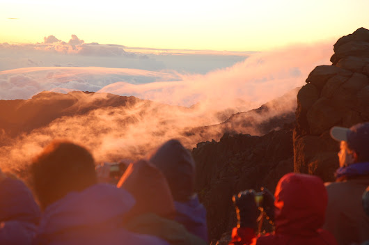 Want to see sunrise from atop Maui's most famous crater? You'll need a reservation for that...