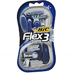 BiC Flex 3 Shavers - 4 pack