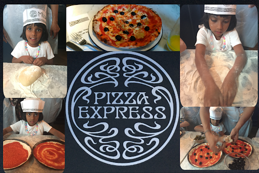 Treat Dad to the gift of Pizza – Father's Day at Pizza Express – Mummy and the Cuties