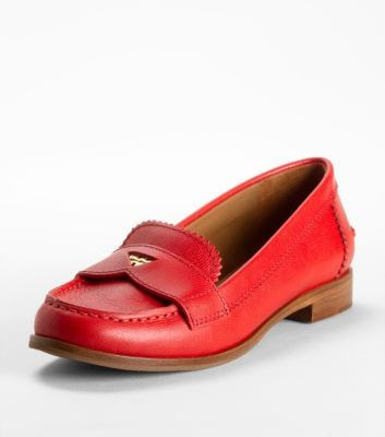 The Tory Burch Penny Loafer