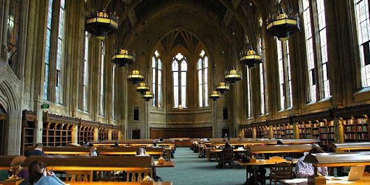 The 16 Coolest College Libraries In The Country