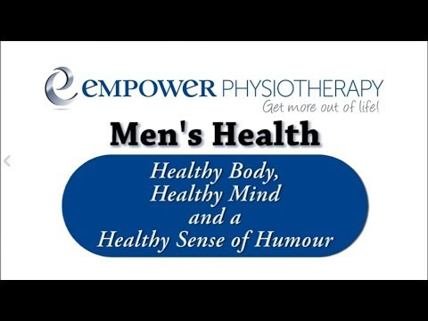 Empower Physiotherapy Males's Well being