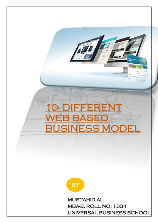 10 web based business model 2014