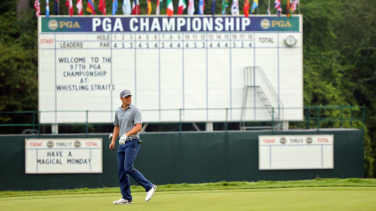 Jordan Spieth eyes historic 'American Slam' with PGA Championship win