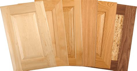 unfinished cabinet doors ideas