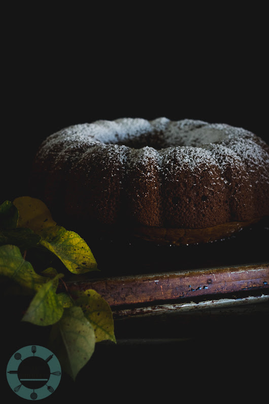 Pumpkin Bundt Cake - Coffee and Crumpets