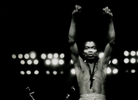 The man behind Fela's album covers