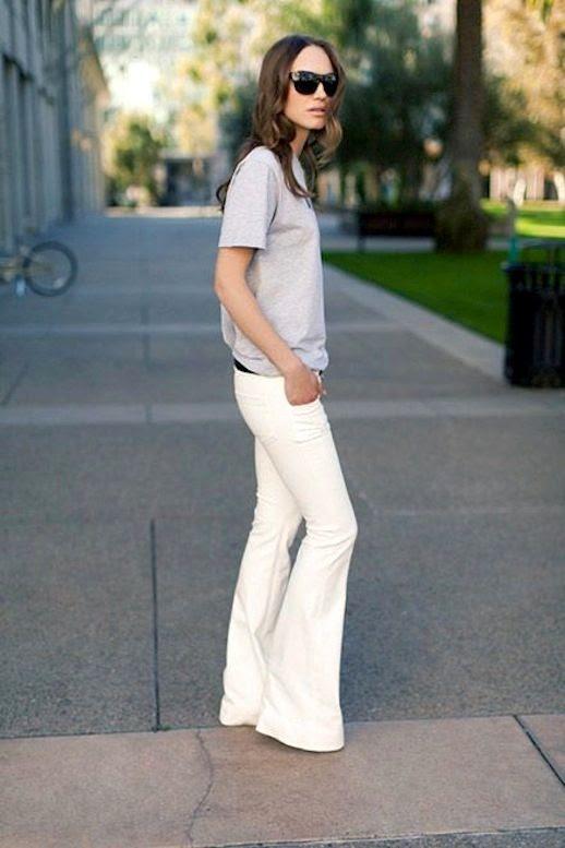 5 Le Fashion Blog 30 Fresh Ways To Wear White Jeans Grey Tee Flared Denim Via Emerson Fry photo 5-Le-Fashion-Blog-30-Fresh-Ways-To-Wear-White-Jeans-Grey-Tee-Flared-Denim-Via-Emerson-Fry.jpg