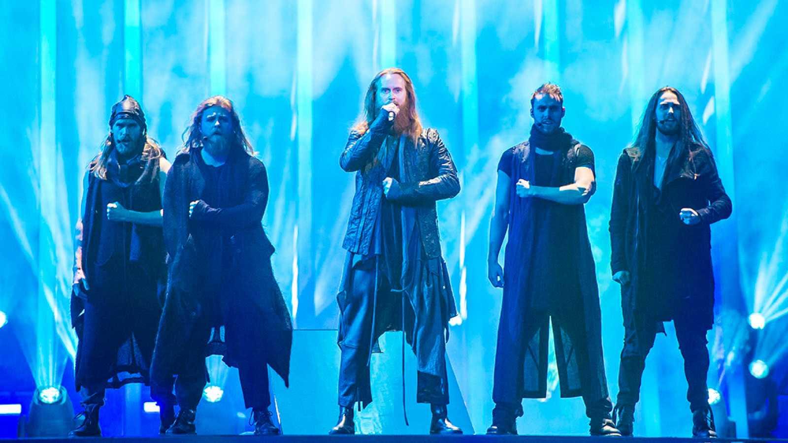 Resultado de imagem para eurovision 2018