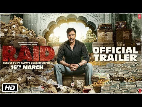 Raid - Movie Review and Trailer - thebookmyshow