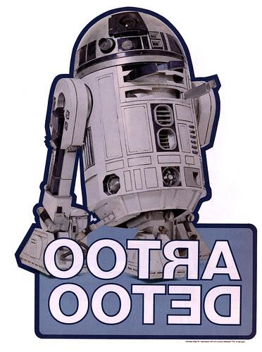 Star Wars Iron-On Transfer Book 021