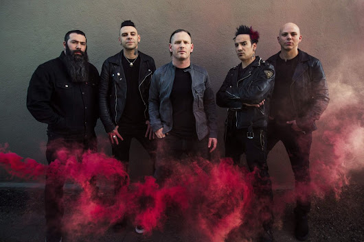 Stone Sour Announce Winter UK Arena Tour, Share Song #3 Video - Stereoboard