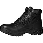 Ridge Footwear 8003ST Men's Air-Tac Mid Side Zipper Steel Toe Boots