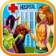 Hospital Manager by Microïds released on the Play Store