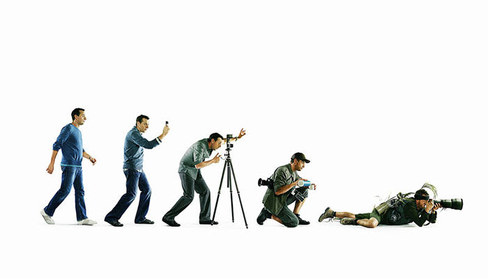 Evolution Of A Photographer