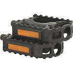 Bell Sports Kicks 7025227 Replacement Bicycle Pedals, Black
