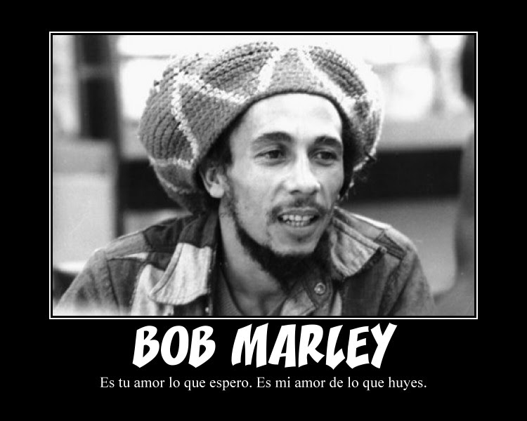 Frases Amor Bob Marley Imagui