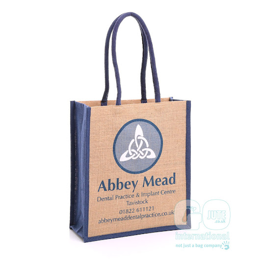 Dental Surgery Promotion | Branded Jute Bags | GoJute