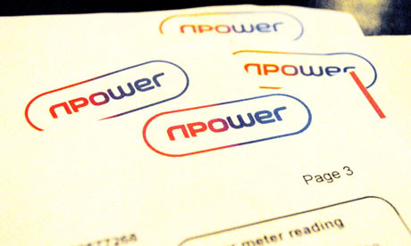 Npower reveals 11% surge in UK gas revenues