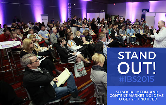 The Marketing Pulse, Stand Out, and IBS 2015