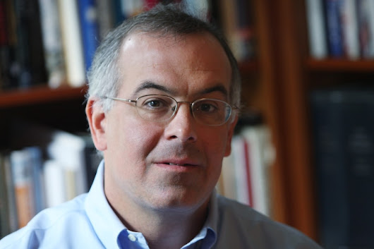 Interview: David Brooks on sin, Augustine and the state of his soul