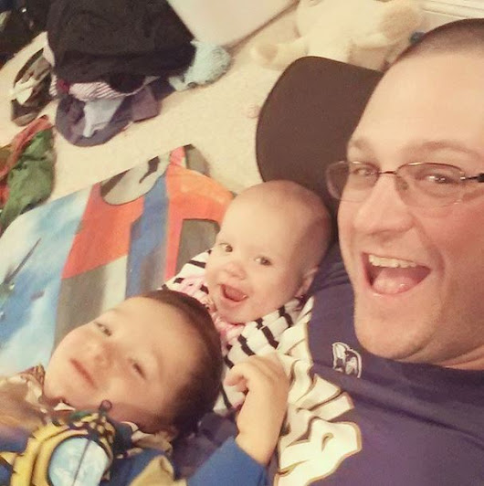 Dads in the Limelight - Father & Social Media Manager, Jeff Esposito - Dad of Divas