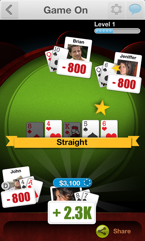 8 Reasons why Poker Friends is unlike any Poker app you know