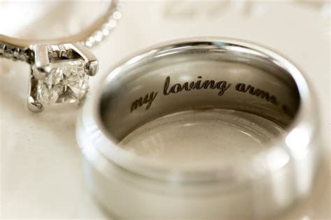 Jewelry Photos   Diamond Engagement Ring & Groom's