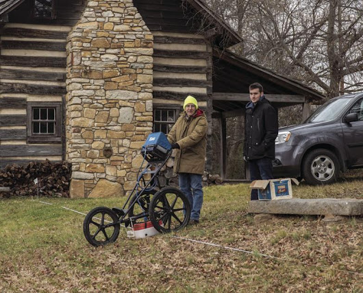 Archaeologists working at Ramseur's Mill battle site