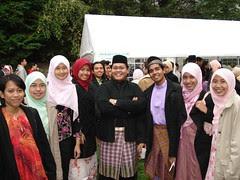 Ex-KMBians 2000/2002 di Malaysia Hall Dublin