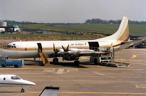 N3560 Air Bridge Cardiff