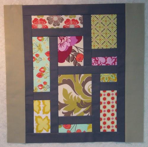 Cherie's block by Poppyprint