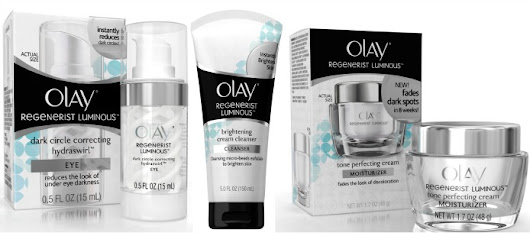 Spring Fling with Olay Regenerist Luminous #LuminousGlow - A Hen's Nest - NW PA Mom Blog